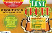 FEST CHOPP Dia 01/10/2016