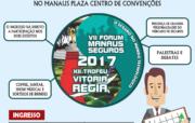 Dois dos maiores eventos do Mercado de Seguros da região Norte serão realizados na mesma data