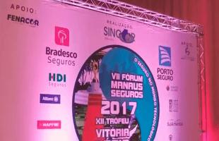 Sincor AM-RR inovando no Fórum de Seguros e Troféu Vitória Régia em Manaus