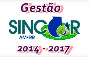 Sincor AM-RR gestão 2017