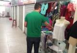 SINCOR AM/RR divulga DPVAT em ação de rua no centro de Manaus