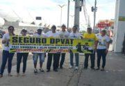 Sincor-AM/RR realiza Ação de rua sobre Seguro DPVAT