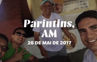 Ação Global 2017 em Parintins
